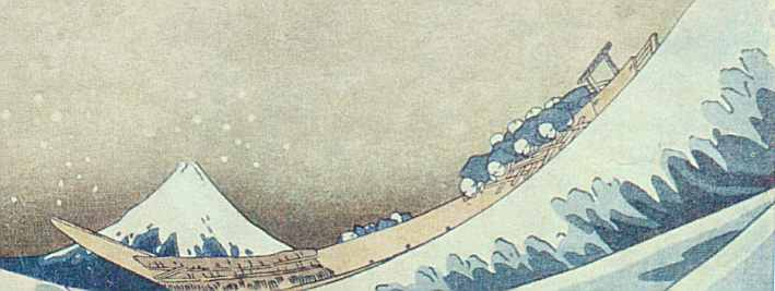 Onlinekunstde Hokusai Die Große Woge The Great Wave