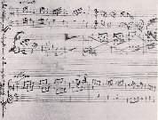 Erste Komposition Mozarts