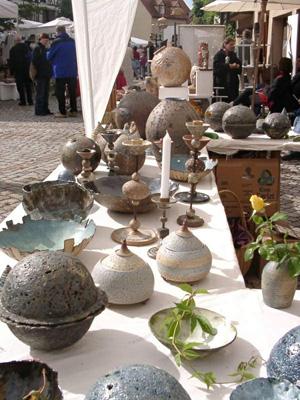 keramik ceramics intenationale keramikwochen t pfermarkt h fingen 2002. Black Bedroom Furniture Sets. Home Design Ideas
