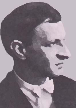 Portrait Ivan Goll von Inga Schnekenburger