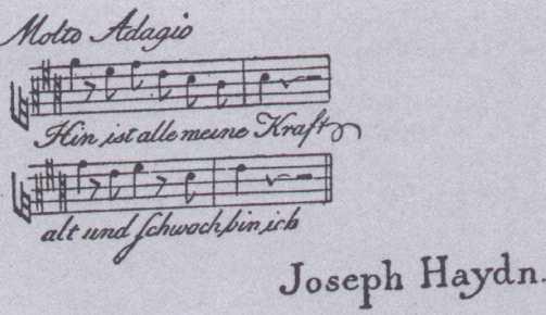 Joseph Haydn Inhaltsverzeichnis Leben Aus 10